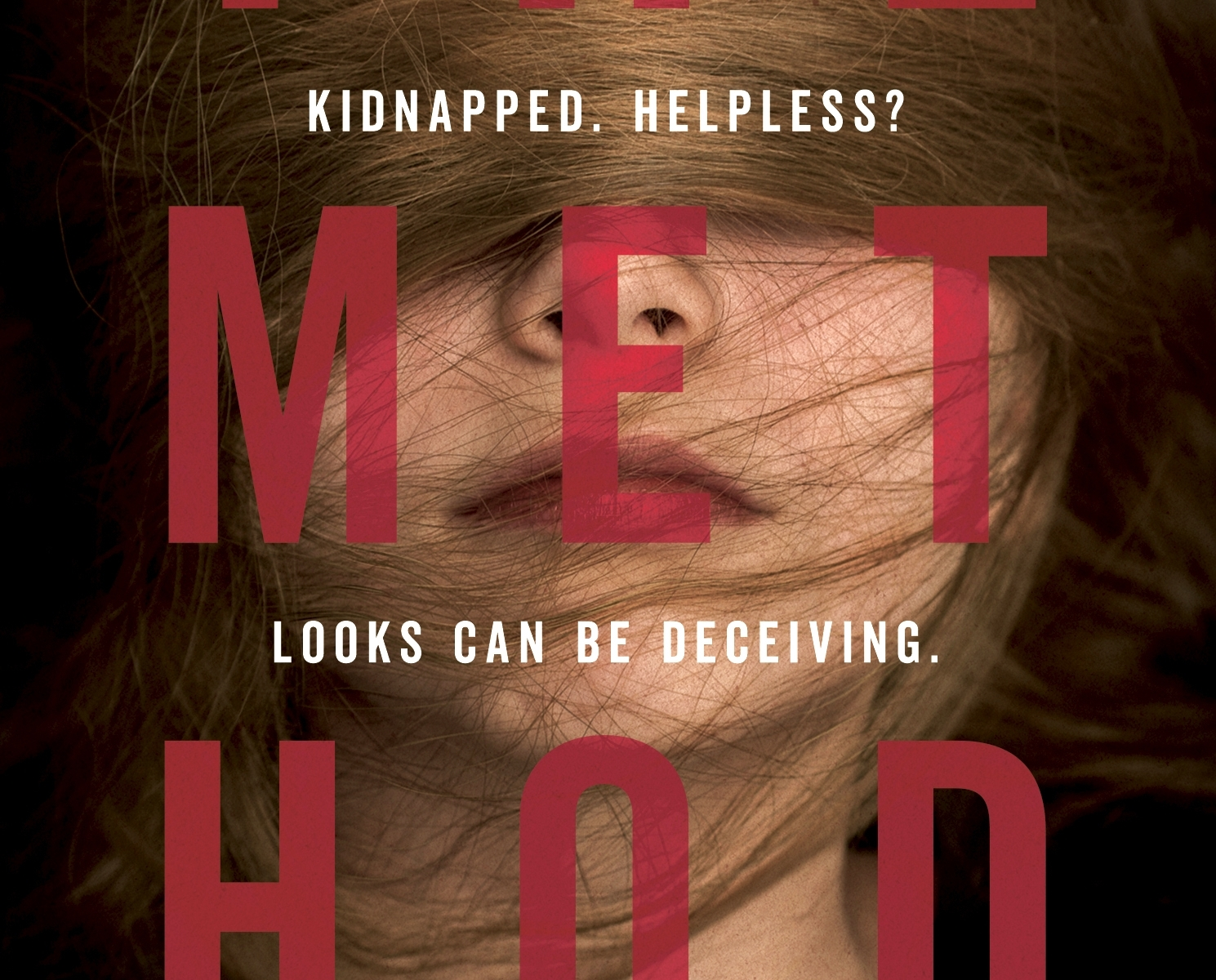 The Method front cover by Shannon Kirk.