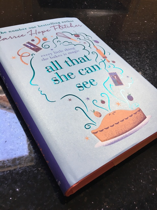 'All That She Can See' book